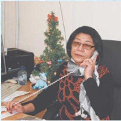 Рахбар Спешилова