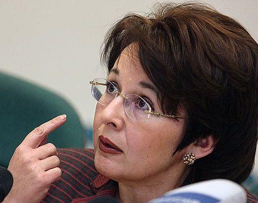 Депутат Законодательного Собрания Оксана Дмитриева