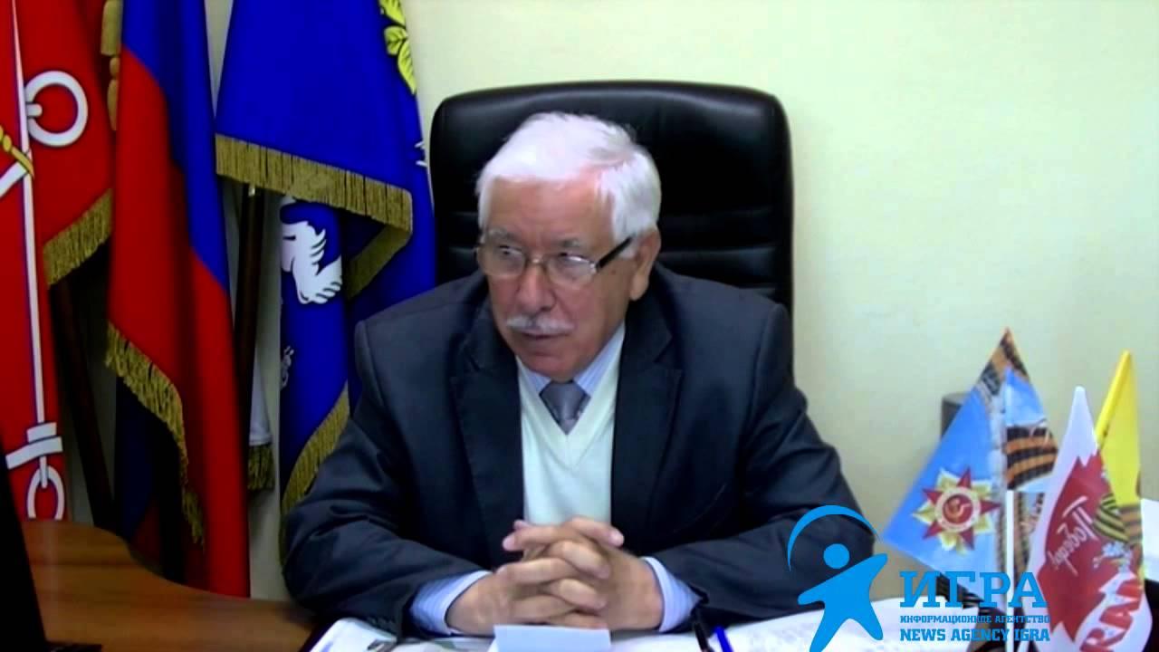 Гордин Эдуард Исакович Глава муниципального образования. (фото взято из открытых источников)